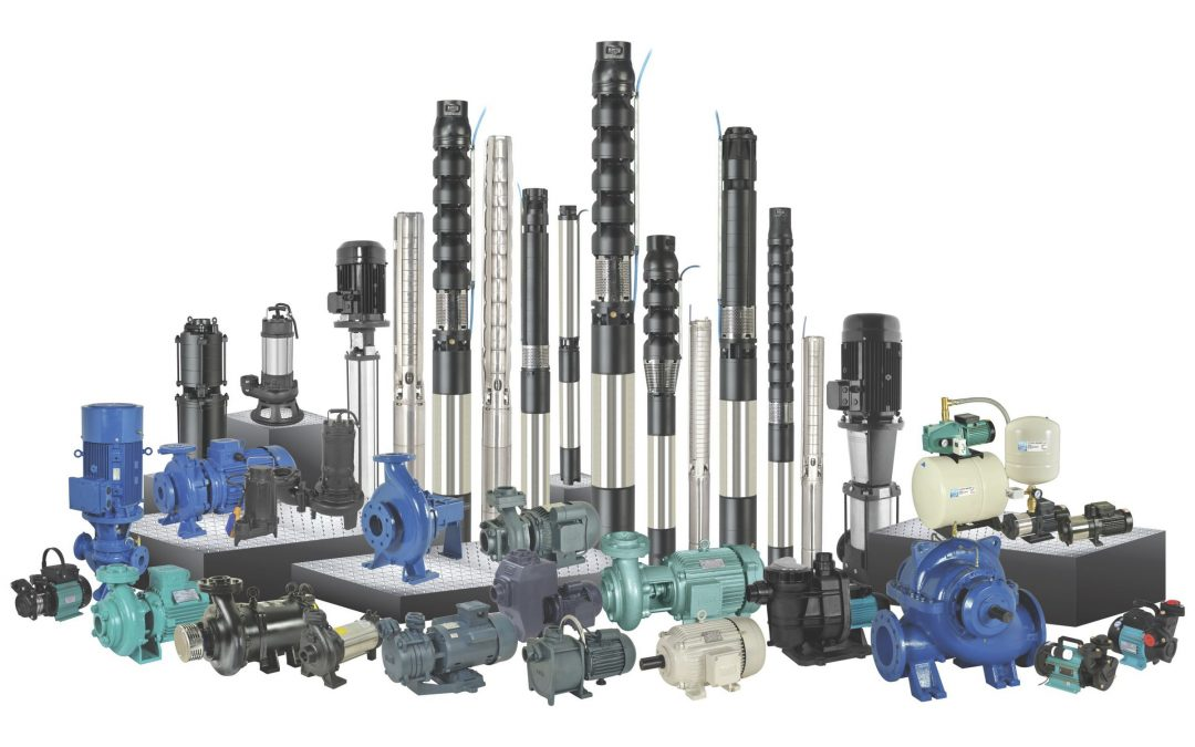 Water Pumps: Advantages