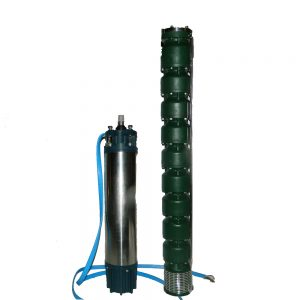 Submersible Pumps - S150B Series